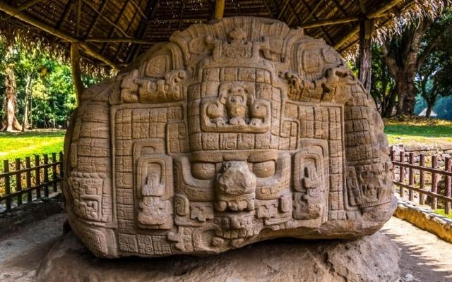 Sitio Arqueológico Quiriguá