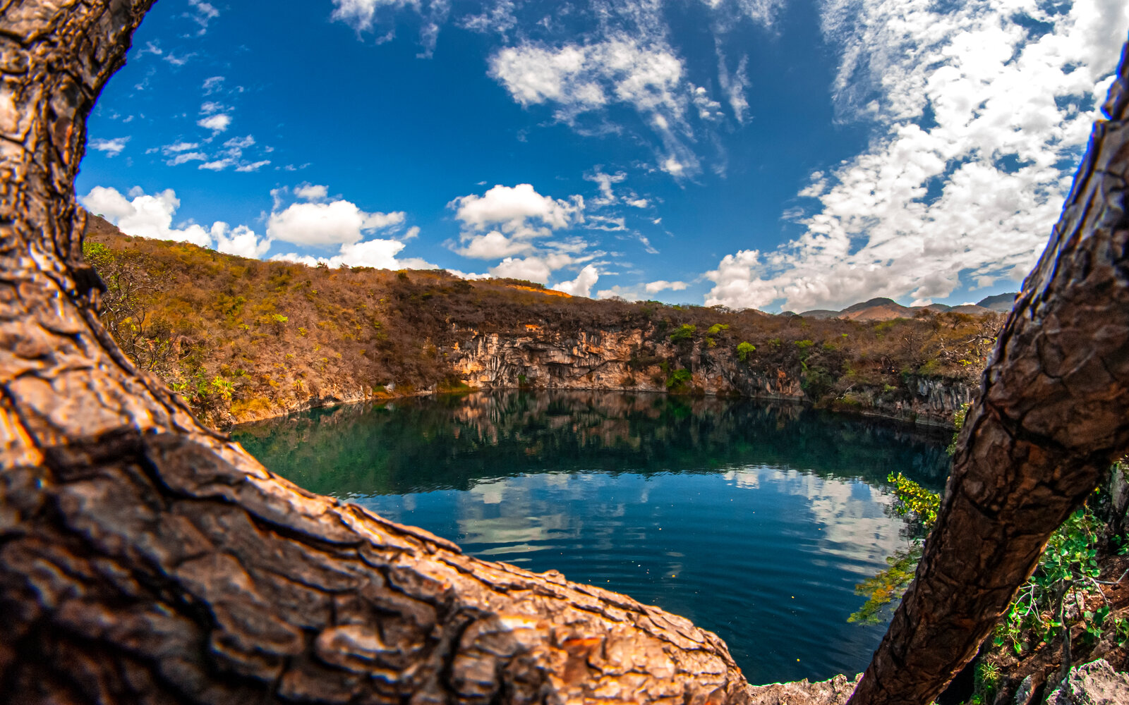 Cenotes de Candelaria