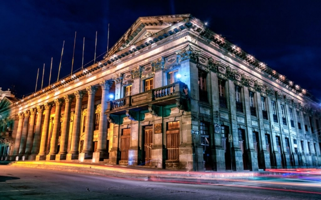Edificio de la Municipalidad de Quetzaltenango