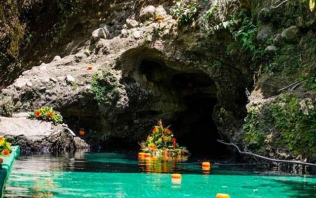 Cuevas de Andá Mirá