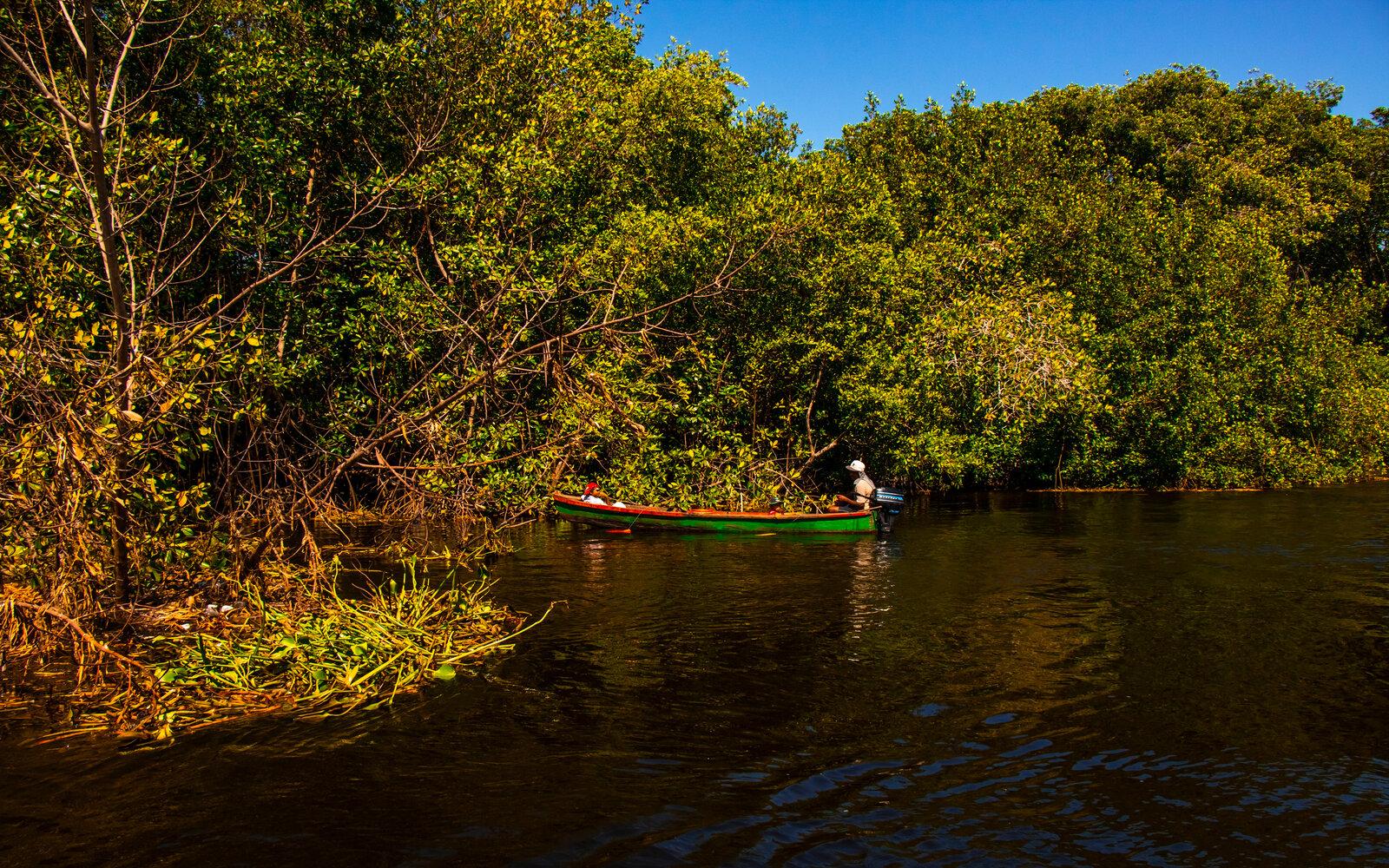 El Canal de Chiquimulilla