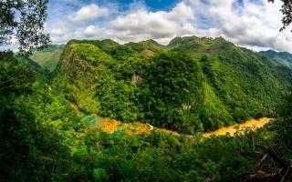 Parque Nacional Semuc Champey