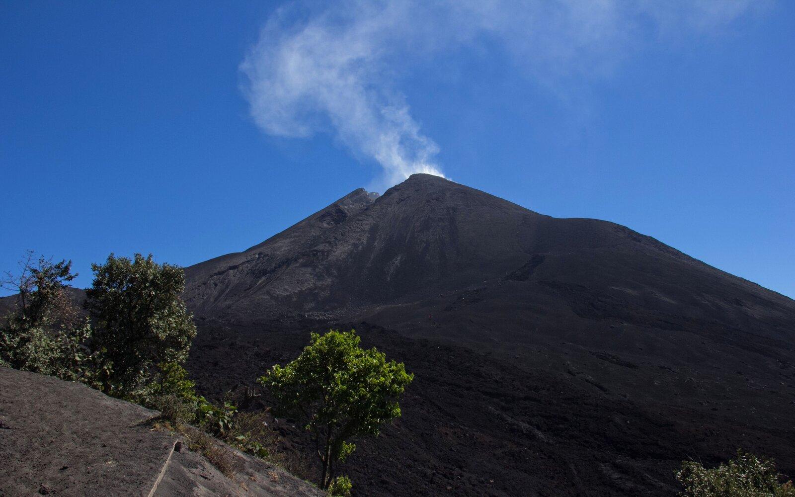 Patrimonio Natural Parque Nacional Volcán de Pacaya