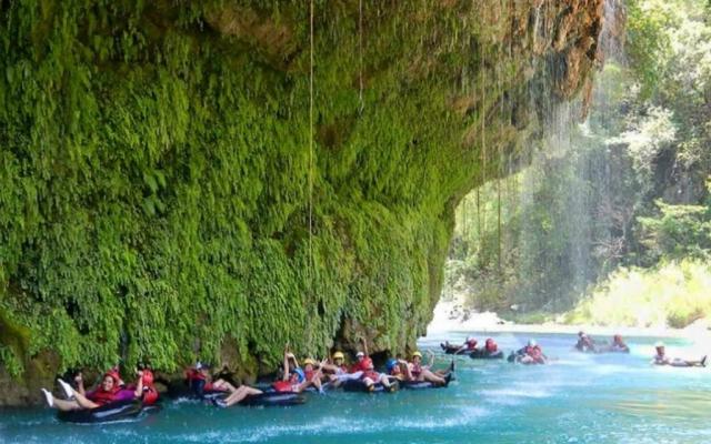 Río Negro o Chixoy. Foto: Tubing Chixoy