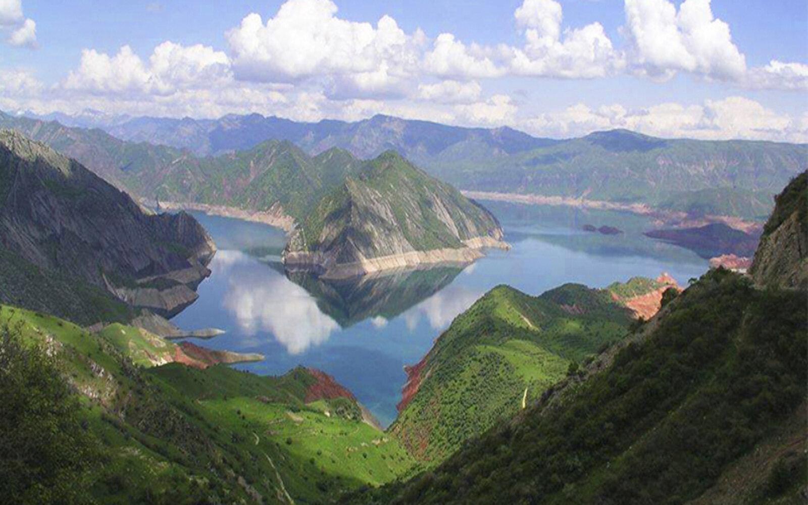 Río Negro o Chixoy. Foto: Andrés Castillo