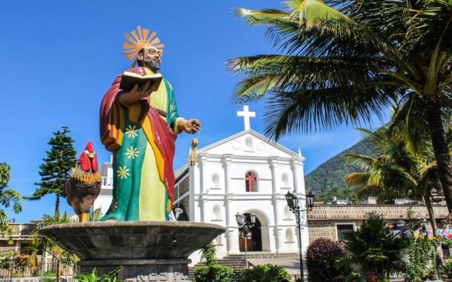 San Pedro la Laguna.