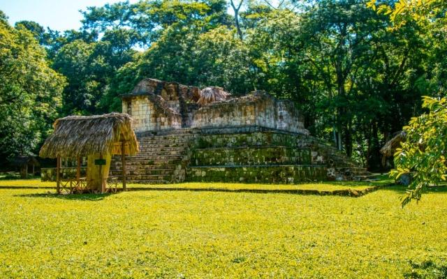Sitio Arqueológico Ceibal