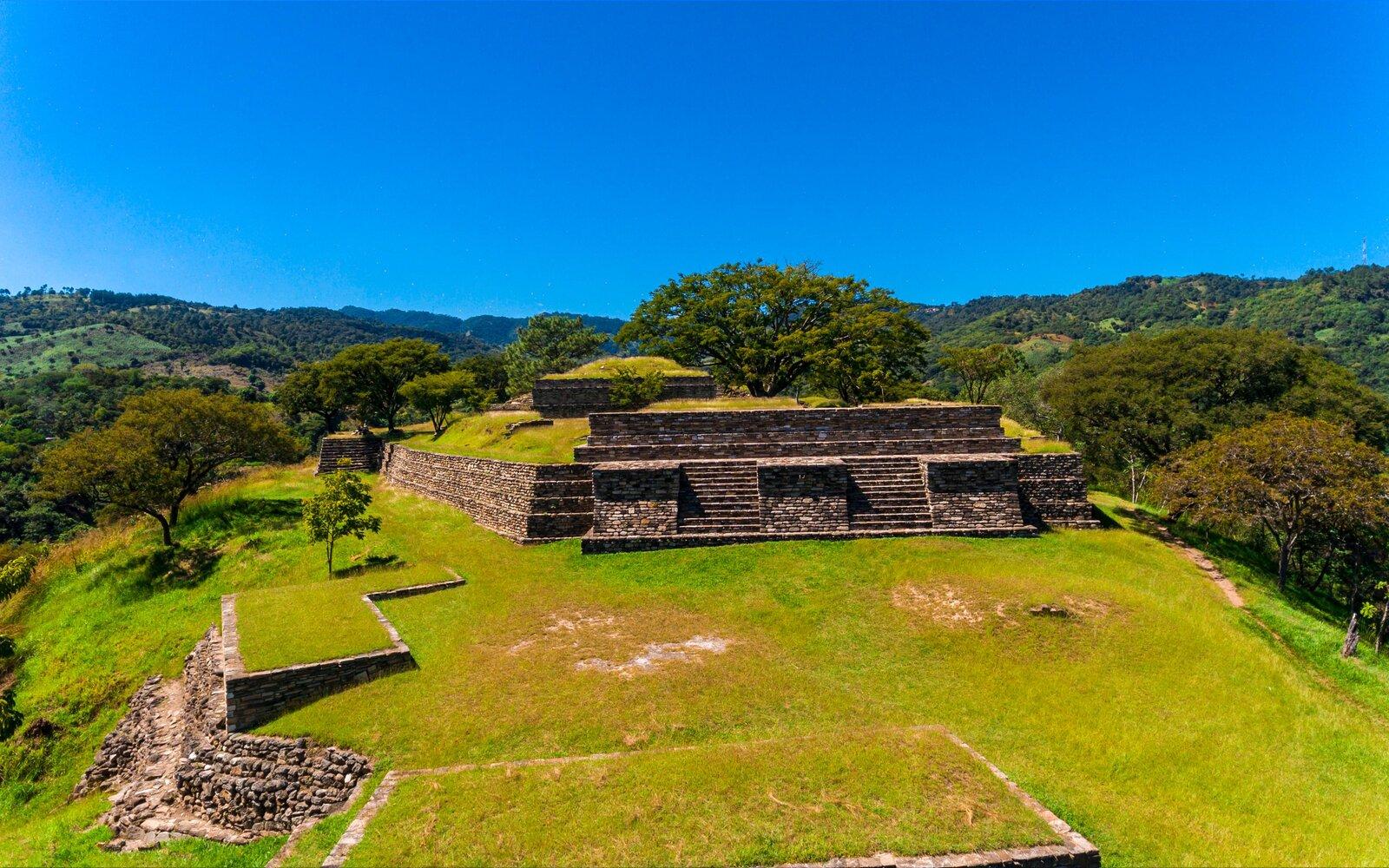 Sitio Arqueológico Mixco Viejo
